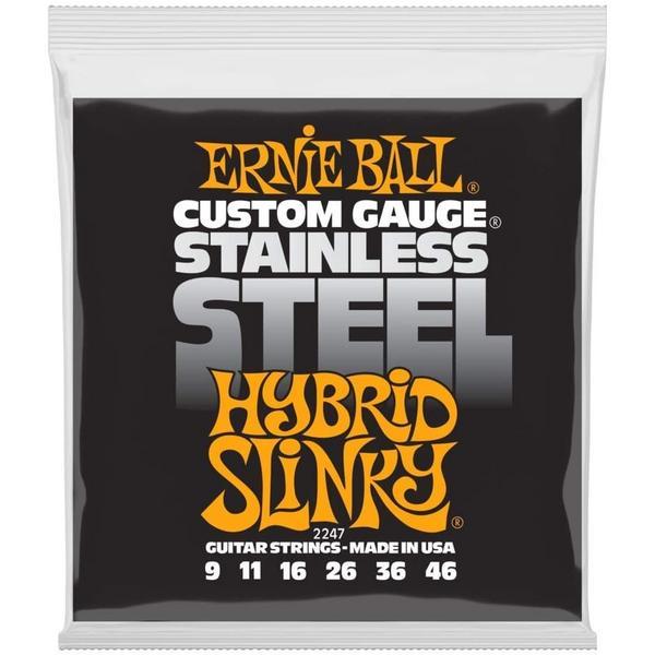 Гитарные струны Ernie Ball 2247 (для электрогитары)