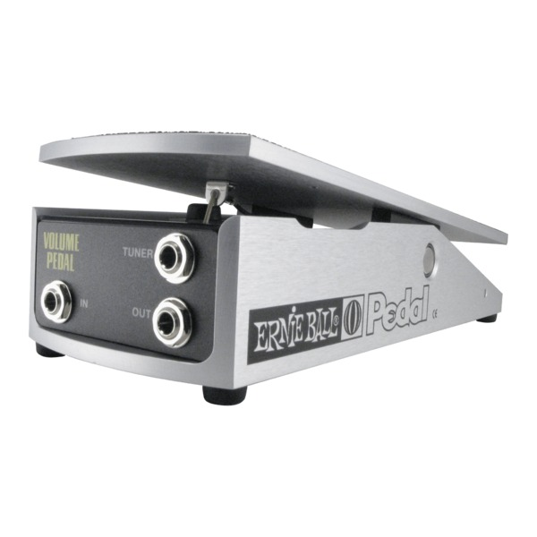 Педаль эффектов Ernie Ball 250K Mono Volume Pedal mooer leveline volume pedal for guitar bass