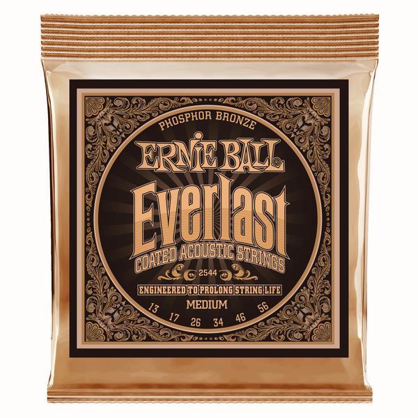 Гитарные струны Ernie Ball 2544 (для акустической гитары)