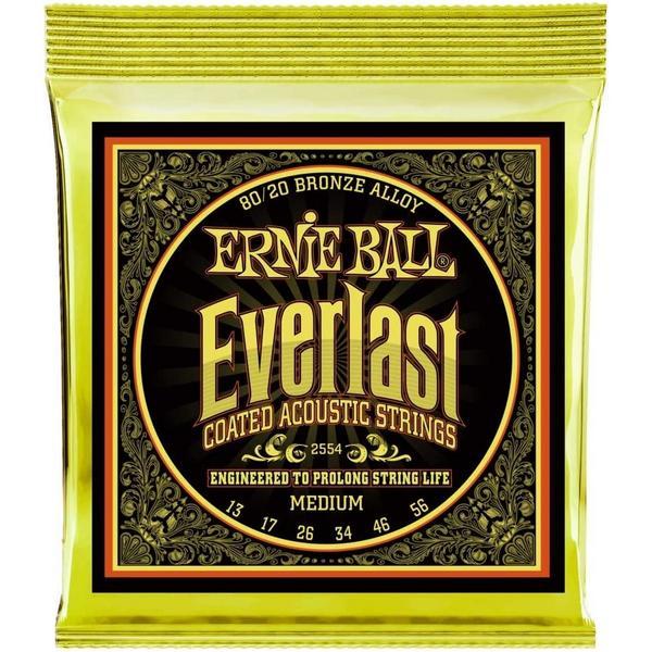 Фото - Гитарные струны Ernie Ball 2554 (для акустической гитары) гитарные струны ernie ball 2146 для акустической гитары