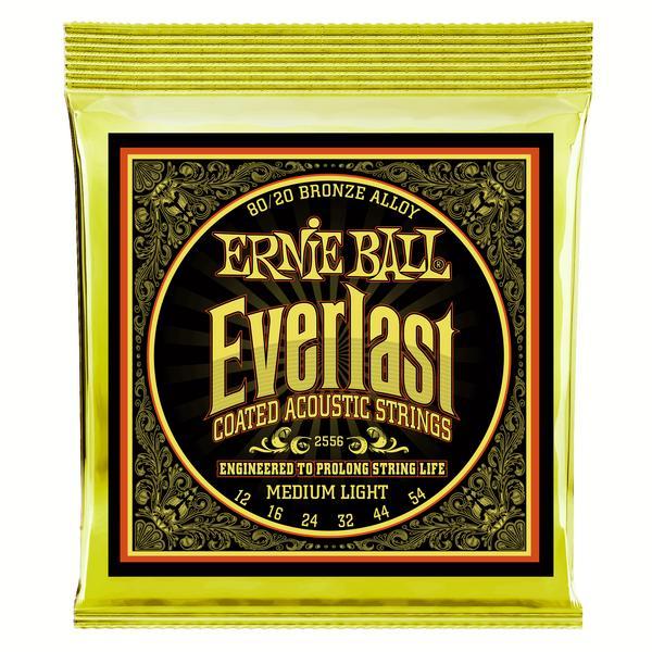 Гитарные струны Ernie Ball 2556 (для акустической гитары)