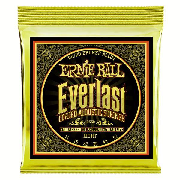 Гитарные струны Ernie Ball 2558 (для акустической гитары)
