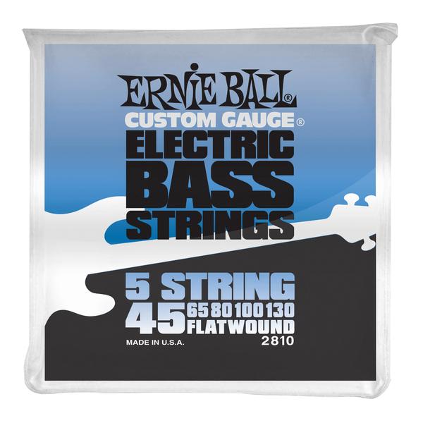 Гитарные струны Ernie Ball 2810 (для бас-гитары) ernie ball 2223 струны для электрической гитары nickel wound super slinky 9 11 16 24w 32 42