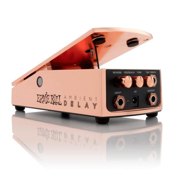 Педаль эффектов Ernie Ball Ambient Delay mooer reecho delay electric guitar pedal effect true bypass effects