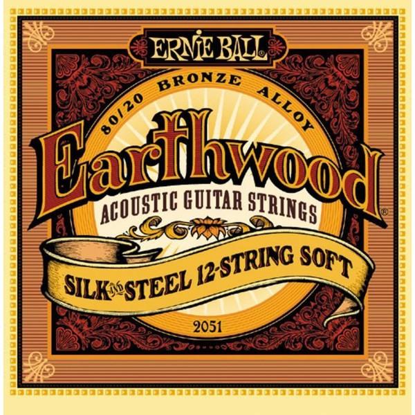 Гитарные струны Ernie Ball 2051 (для акустической гитары)
