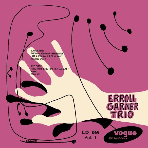 Erroll Garner Erroll Garner - Erroll Garner Trio Vol. 1 (colour)