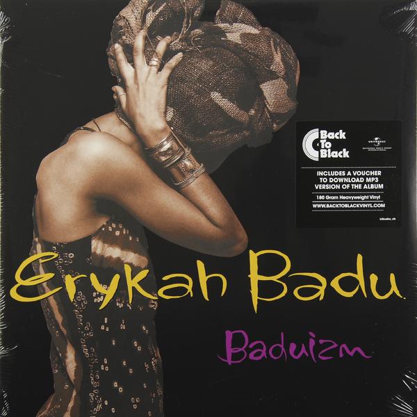 Erykah Badu - Baduizm (2 Lp, 180 Gr)