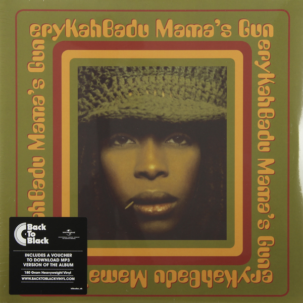 Erykah Badu Erykah Badu - Mama's Gun (2 Lp, 180 Gr) huayi 10x20ft wood letter wall backdrop wood floor vinyl wedding photography backdrops photo props background woods xt 6396