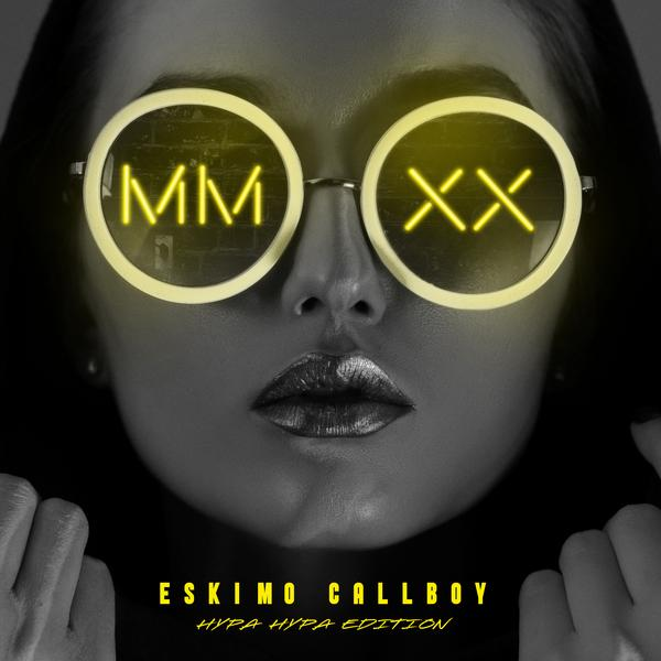 eskimo callboy eskimo callboy the scene lp cd Eskimo Callboy Eskimo Callboy - Mmxx (hypa Hypa Edition) (picture Disc, 2 LP)