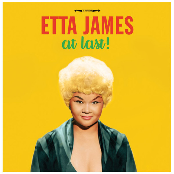 Etta James Etta James - At Last! etta and otto and russell and james