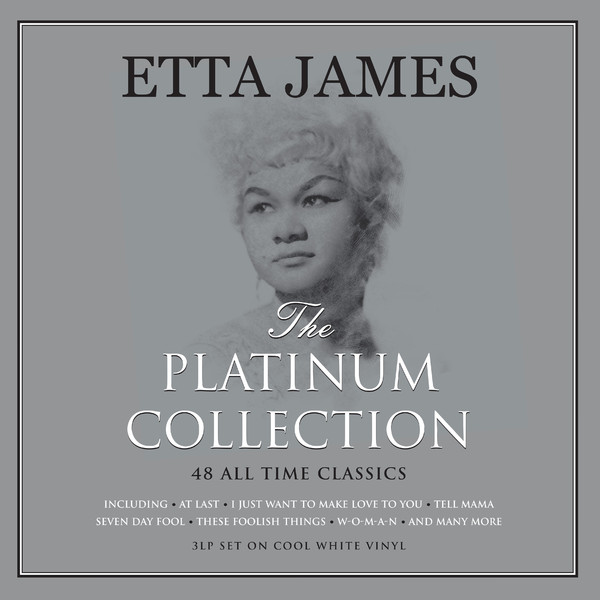 Etta James Etta James - Platinum Collection (3 Lp, Colour) etta and otto and russell and james