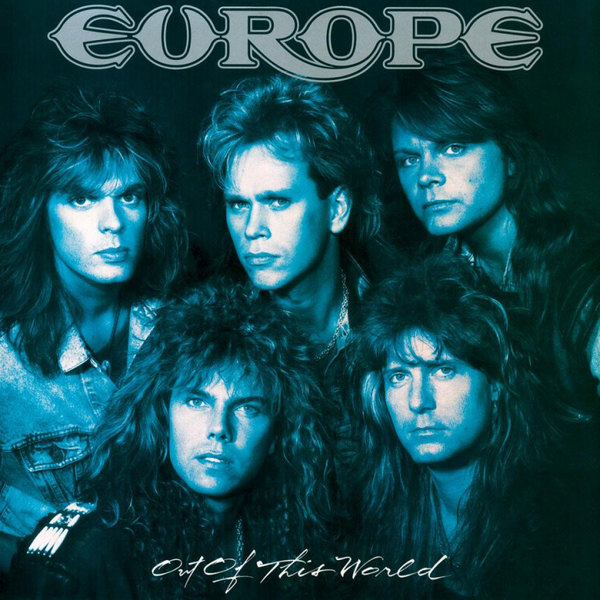 Europe Europe - Out Of This World (colour) europe constant oh26