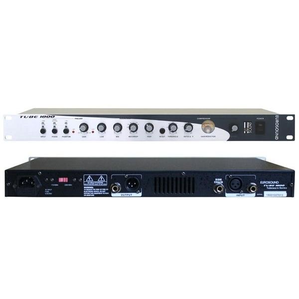 Микрофонный предусилитель Eurosound TUBE-1800 аксессуар behringer микрофонный предусилитель mic2200