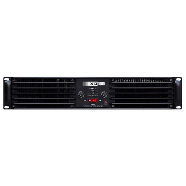 Профессиональный усилитель мощности Eurosound XD-1000 усилитель мощности 850 2000 вт 4 ом crown dsi 1000