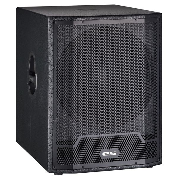 Профессиональный активный сабвуфер Eurosound BBR-118AP профессиональная пассивная акустика eurosound bbr 110p