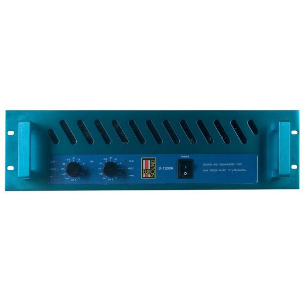 Профессиональный усилитель мощнос��и Eurosound D-900A профессиональный усилитель мощности eurosound xz 1200