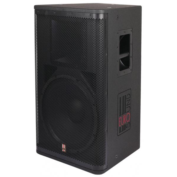 Профессиональная активная акустика Eurosound DYNO-15 профессиональная активная акустика eurosound esm 12bi m