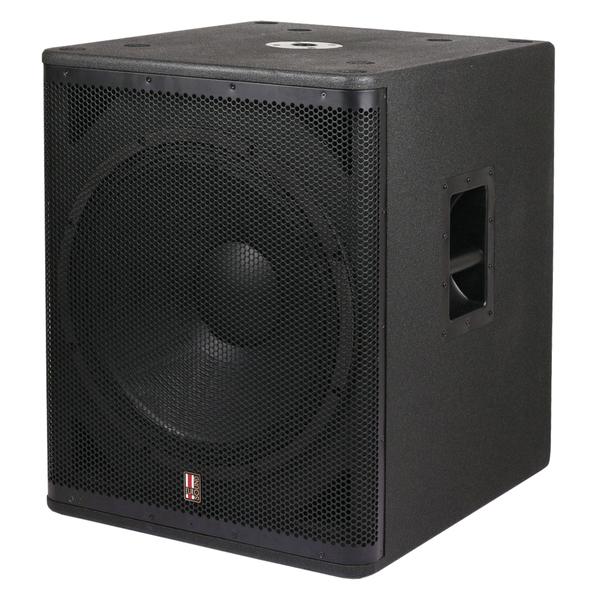 Профессиональный активный сабвуфер Eurosound DYNO-18S профессиональная пассивная акустика eurosound port 15m