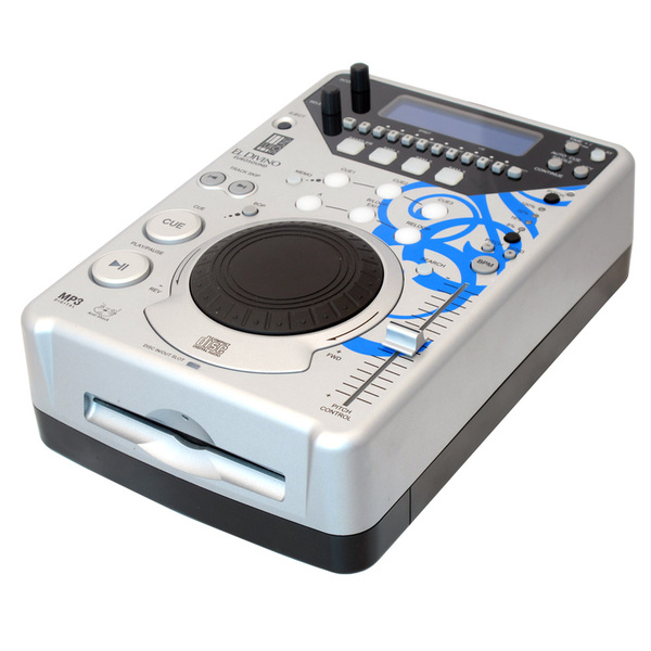 DJ CD проигрыватель Eurosound El Divino leather s dj amdition level 2 cd