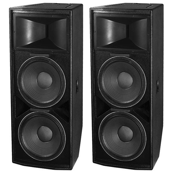 Профессиональная пассивная акустика Eurosound от Audiomania