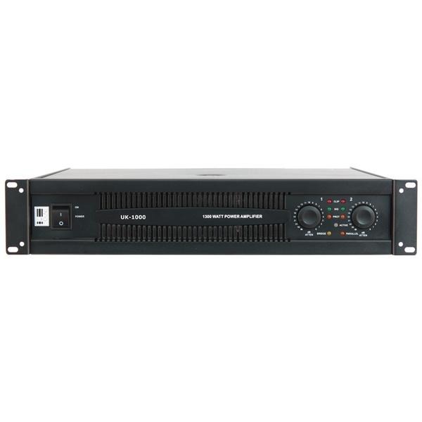 Профессиональный усилитель мощности Eurosound UK-1000 усилитель мощности 850 2000 вт 4 ом crown dsi 1000