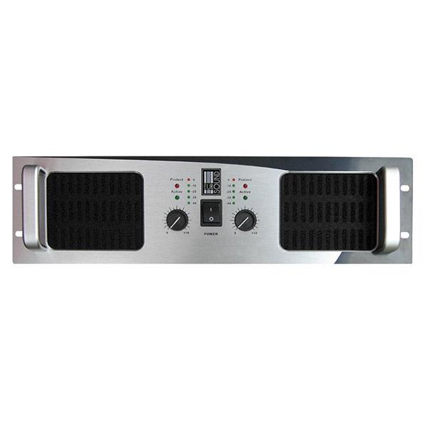 Профессиональный усилитель мощности Eurosound XZ-500 профессиональный усилитель мощности eurosound xz 1200