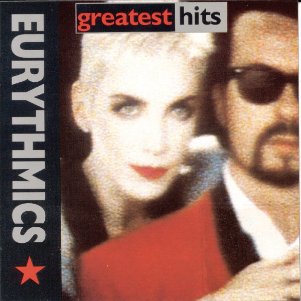 Eurythmics Eurythmics - Greatest Hits (2 LP) вангелис vangelis greatest hits 2 cd