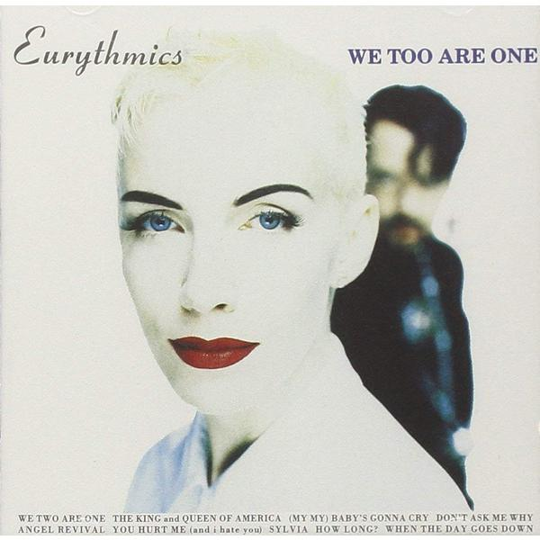 Eurythmics Eurythmics - We Too Are One (180 Gr) one direction where we are live from san siro stadium