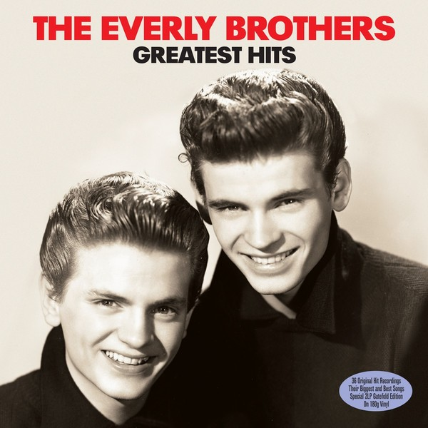 Everly Brothers Everly Brothers - Greatest Hits (2 LP) greatest hits so far lp cd