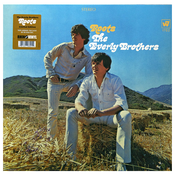 Everly Brothers Everly Brothers - Roots goorin brothers 103 5880