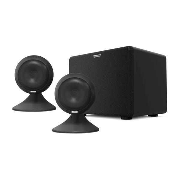 Караоке-система Evolution Аудиосистема для караоке EvoSound Sphere 2.1 Black