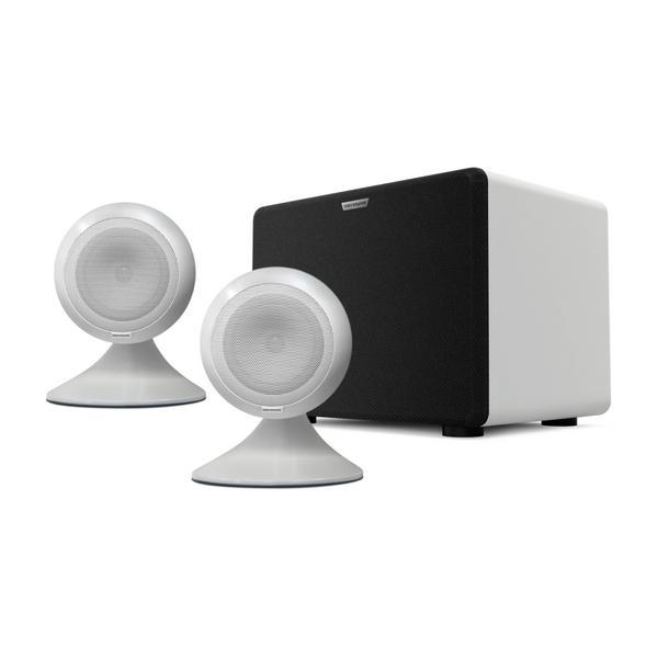 Караоке-система Evolution Аудиосистема для караоке EvoSound Sphere 2.1 Pearl