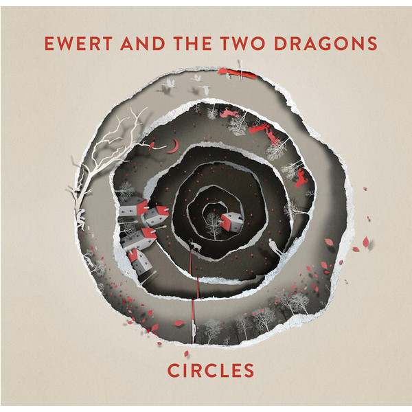 Ewert And The Two Dragons Ewert And The Two Dragons - Circles (180 Gr) фигурка dragons barf