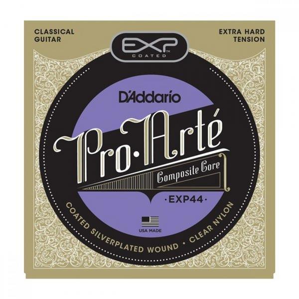Гитарные струны DAddario EXP44 (для классической гитары)
