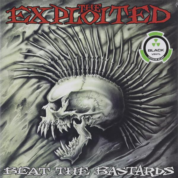 Exploited Exploited - Beat The Bastards (2 LP) fellowes 58809