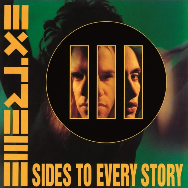 Extreme Extreme - Iii Sides To Every Story (2 Lp, Colour) phil collins both sides remastered 2 lp