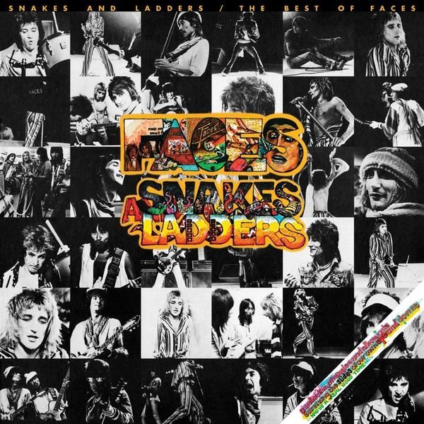 FACES FACES - Snakes And Ladders / The Best Of стакан inda globe a25100cr03