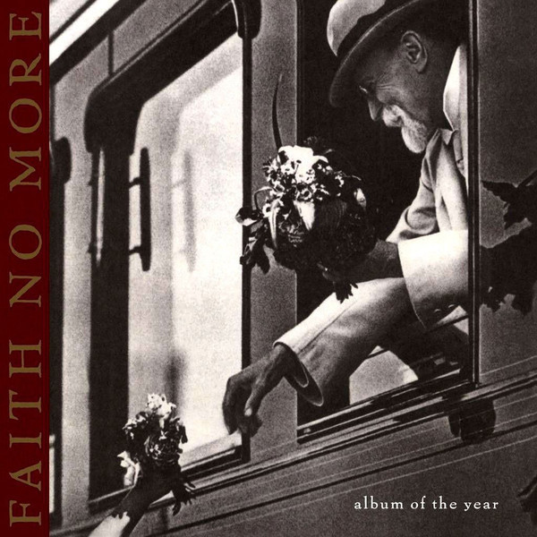 Faith No More Faith No More - Album Of The Year (2 Lp, 180 Gr) фото