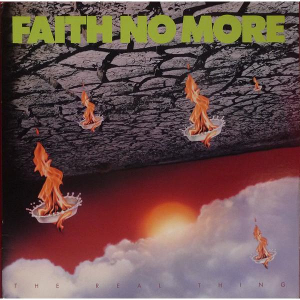 Faith No More - The Real Thing (limited, Colour)
