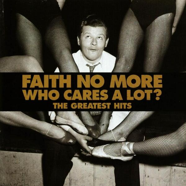 Faith No More - Who Cares A Lot? The Greatest Hits (limited, Colour, 180 Gr, 2 LP)