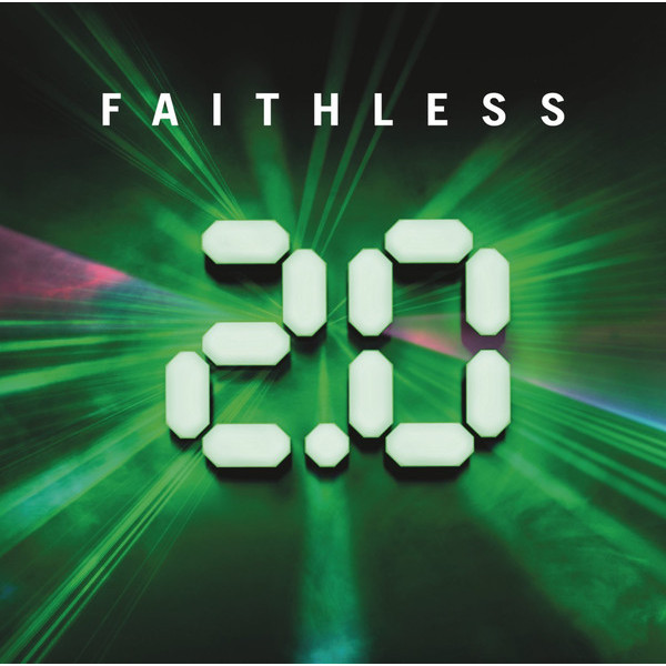 Faithless Faithless - Faithless 2.0 (2 LP)