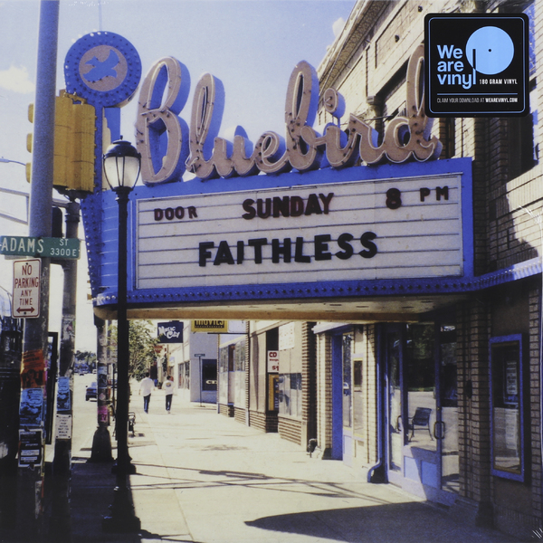 Faithless - Sunday 8pm (2 Lp, 180 Gr)
