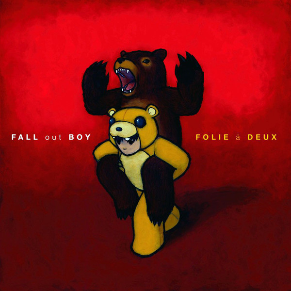 Fall Out Boy Fall Out Boy - Folie A Deux (2 LP) худи print bar fall out boy