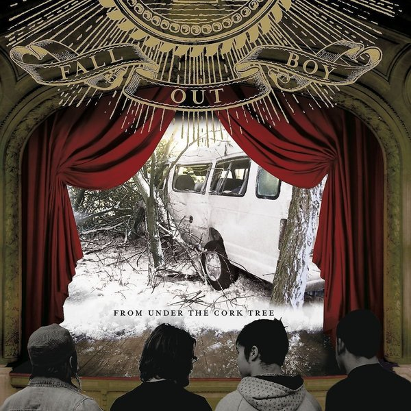 Fall Out Boy Fall Out Boy - From Under The Cork Tree (2 LP) amorphis amorphis under the red cloud 2 lp