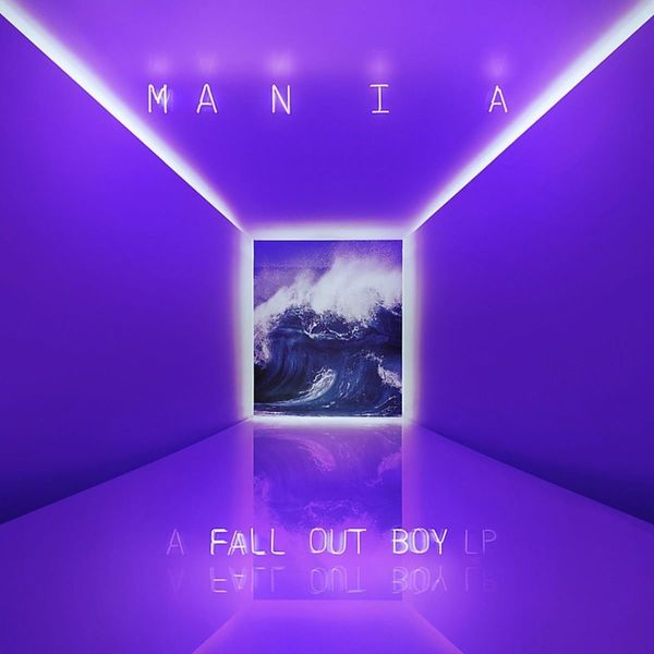 Fall Out Boy Fall Out Boy - Mania худи print bar fall out boy