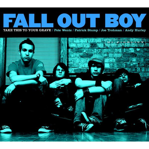 Fall Out Boy - Take This To Your Grave (limited, Colour)