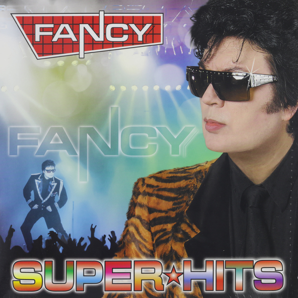 FANCY FANCY - Super Hits