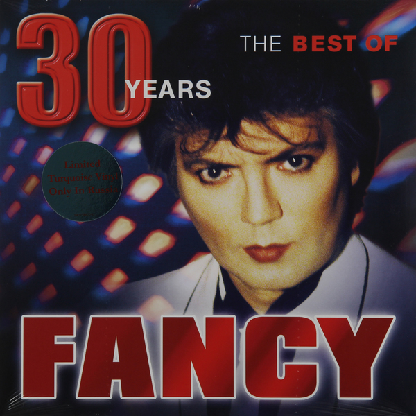 FANCY FANCY - The Best Of - 30 Years кнопка светозар 58309
