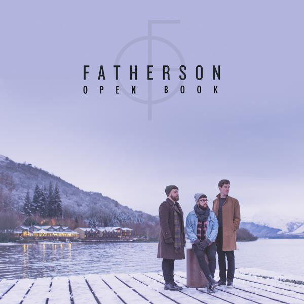 Fatherson - Open Book (lp+cd)