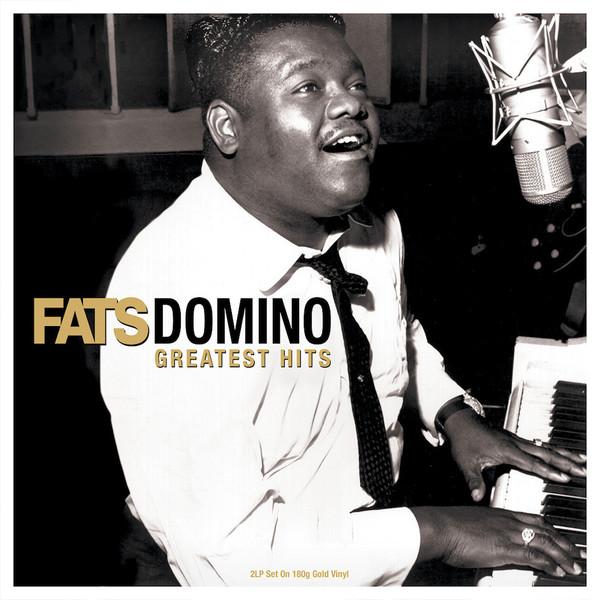 Fats Domino Fats Domino - Greatest Hits (2 Lp, Colour) the cure the cure greatest hits 2 lp